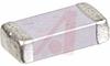 Capacitor, Ceramic Chip, 1206, 100V, C0G,1500pF, 5% tol. -- 70001067 - Image