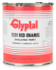 Ellsworth Glyptal 1201 Varnish Red 1 qt Can -- 1201 GLYPTAL -Image