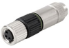 Sensor Actuator Interface (SAI) Round Plug -- SAIB-3-IDC-M8 Small - Image