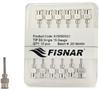 Fisnar 815050SS1 Luer Lock Stainless Steel Dispensing Tip 0.5 in x 15 ga -- 815050SS1 -Image