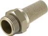 Pneumatic muffler -- AMTE-M-LH-G38 -Image