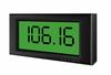 LCD Miniature Digital Panel Meter -- Model LPL