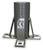 Hoist Floor Mount Sleeve,Stainless Steel -- 1XEU7