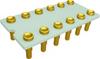 Relay Sockets, Solder Dip/12 Pin -- G6K2PRF-12P-AL66-C - Image