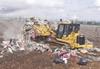 953D Waste Handler -- 953D Waste Handler