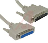 Cable Assy; 6 ft.; Shielded Molded; NonBooted; UL Listed -- 70081402 - Image