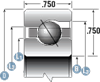 Silverthin Bearing SF Series - Type A -- View Larger Image