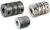 Slit Type Flexible Couplings (metric) -- S50MSTMS50P16P16 -Image
