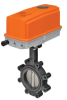 Butterfly Valve -- F6125HD+DKRX24-3-T N4 -- View Larger Image