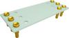 Relay Sockets, Solder Dip/7 Pin -- HFW2A-7P-AL53 - Image