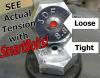 SmartBolts® Direct Tension Indicating (DTI) Fasteners