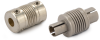 Long And Short Series Bellows Couplings (inch) -- S9901Z-G405-23 -Image