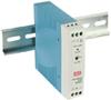20 Watt Industrial DIN Rail Power Supply -- MDR-20 Series - Image