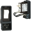 Power Entry Connectors - Inlets, Outlets, Modules -- 486-1103-ND