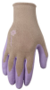 Women's Latex Palm Coated Garden Gloves (541) - 6 Pack -- WELLS-541-WL