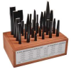 Mechanics Punch and Chisel Set,SAE,24 Pc -- 24D636