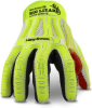 Hexarmor Rig Lizard Oasis 2022 Black/Red/Yellow/White 10 HexVent Cut-Resistant Gloves - ANSI 3, EN 388 2 Cut Resistance - Uncoated - 2022 SZ 10 -- 2022 SZ 10 -Image