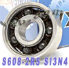 608-2RS Ceramic Bearing Si3N4 Sealed -- Kit7618