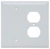 Standard Wall Plate -- SPJ138-W - Image