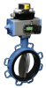 Centered Disc Butterfly Valve -- BOAX-B MAT-P
