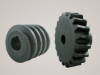 Worms and Worm Gears -- W101000 - Image