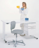 Polypropylene Cleanroom Workstation -- 1522-00 - Image