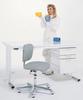 Polypropylene Cleanroom Workstation -- 1526-51