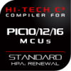HI-TECH C for PIC18 MCU Family -- SW500007 - Image