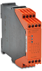 SAFETY RELAY, 24 VAC/DC, 3 N.O.+1 N.C. CONTACT, 2-CHANNEL, E-STOP/GATE -- LG5925-48-61-24