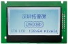 Graphic Display LCD Module 4-SPI 128 x 64