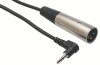 1' Microphone Cable (3.5 mm TRS - XLR3M) -- 75606 - Image