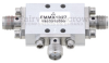 SMA Mixer from 3 GHz to 10 GHz with an IF Range from DC to 4 GHz and LO Power of +17 dBm -- FMMX1027 -Image