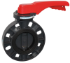 Sure-Tuff™ Butterfly Valves -- BYCS Series - Image