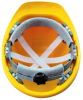 OccuNomix Vulcan Hard Hat - Ratchet Type 6 Point Suspension -- V200