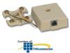 Suttle 4 Conductor, CorroShield, Screw Terminal Simplex.. -- 625A4