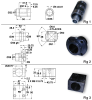 KM Series 1 Ball Nuts & Mounts (metric) -- S6652HM2135050 -Image