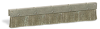 Flat Brush With Holder, 11 1/4