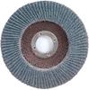 Merit ZA Coarse Center Mount Fiberglass HD Conical Flap Disc -- 08834191427 - Image