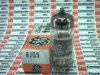GENERAL ELECTRIC 6JG5 ( SHARP CUTOFF PENTODE VACUUM TUBE 6.3VAC/VDC ) -- View Larger Image