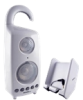 Audio Unlimited ShowerPOD 900 Mhz Wireless Shower Speaker.. -- SPK-SHOWER2