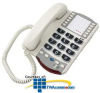 Ameriphone - Clarity 40dB Amplified Corded Telephone -- Clarity-C35 - Image
