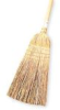 Seedburo Heavy-Duty Sweep Broom - HEAVY DUTY BROOM -- 335