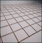 Grounding grid mat from ERICO