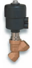 Pressure actuated angle seat valves -- 8450400.0000.00000