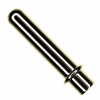 Terminals - PC Pin, Single Post Connectors -- 36-1210-ND - Image