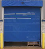 Mesh Door,Motorized,10 Ft H x 9 Ft W -- 1XDT7