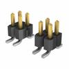 Rectangular Connectors - Headers, Male Pins -- TSM-144-04-L-DV-ND -Image