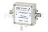 26 dBm IP3, 5 dB NF, 13 dBm P1dB, 0.1 MHz to 10 GHz, Low Noise Broadband Amplifier, 32.5 dB Gain, SMA -- PE15A3311 -Image