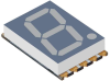 Display Modules - LED Character and Numeric -- 1497-XZFMR14ADKR-ND