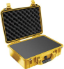 Pelican 1500 Case with Foam - Yellow | SPECIAL PRICE IN CART -- PEL-1500-000-240 -Image